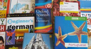 Aprendendo um novo idioma online